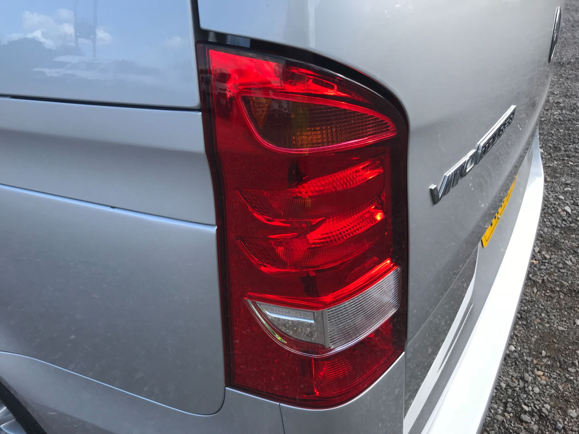 2019 Mercedes-Benz Vito 119 Cdi Select 8-Seater 7G-Tronic (KX19RZK) Image 37