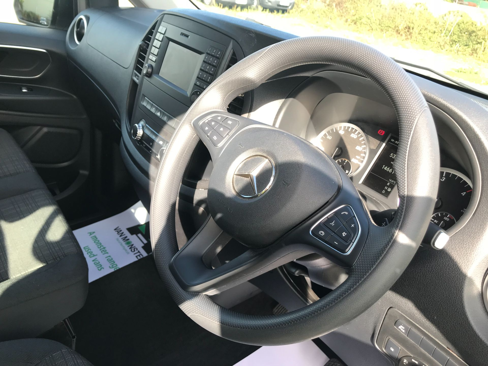 2019 Mercedes-Benz Vito 119 Cdi Select 8-Seater 7G-Tronic (KX19RZK) Image 22
