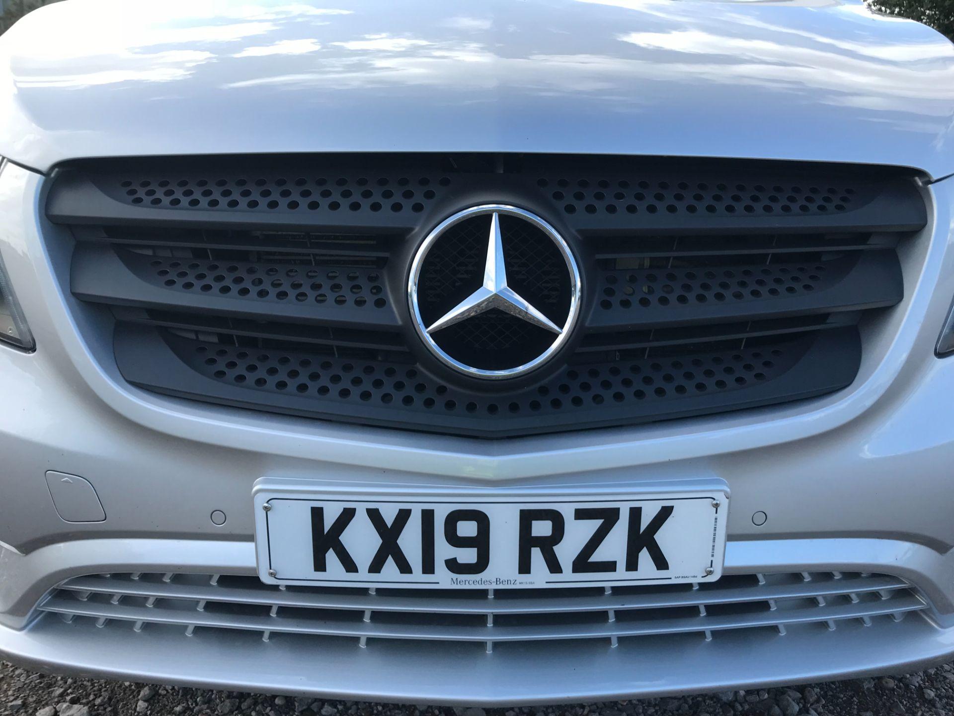 2019 Mercedes-Benz Vito 119 Cdi Select 8-Seater 7G-Tronic (KX19RZK) Image 34