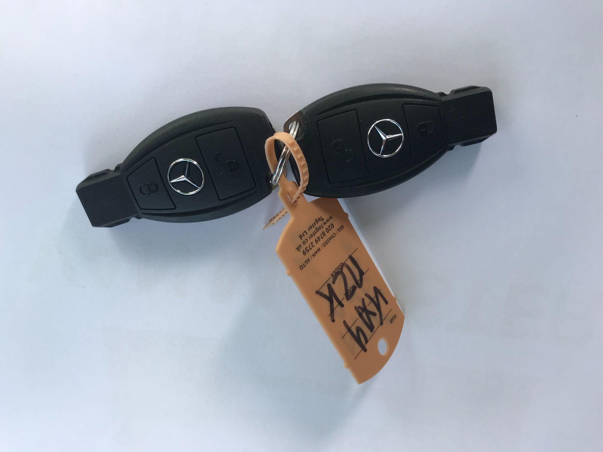 2019 Mercedes-Benz Vito 119 Cdi Select 8-Seater 7G-Tronic (KX19RZK) Image 45