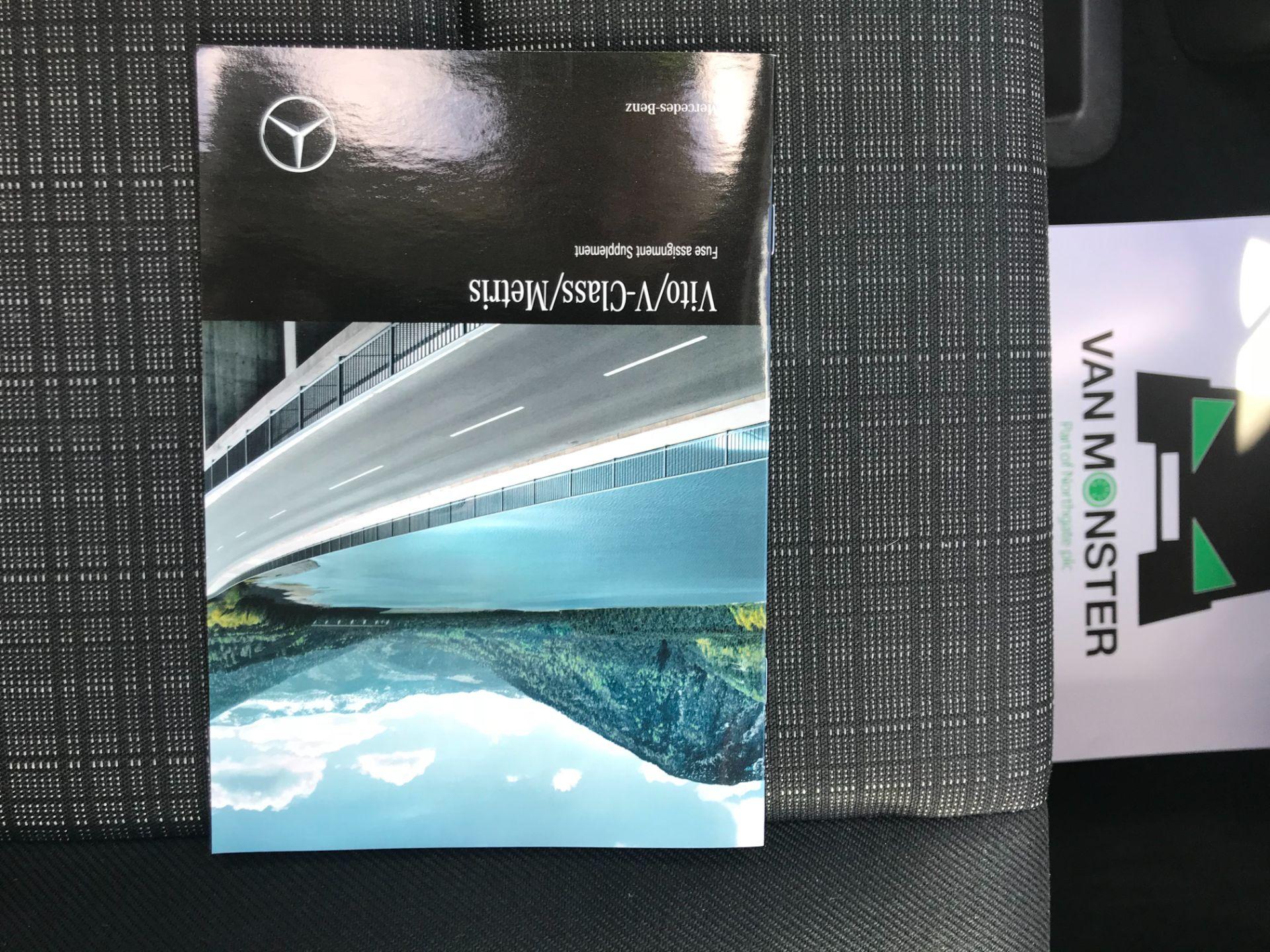 2019 Mercedes-Benz Vito 119 Cdi Select 8-Seater 7G-Tronic (KX19RZK) Image 42