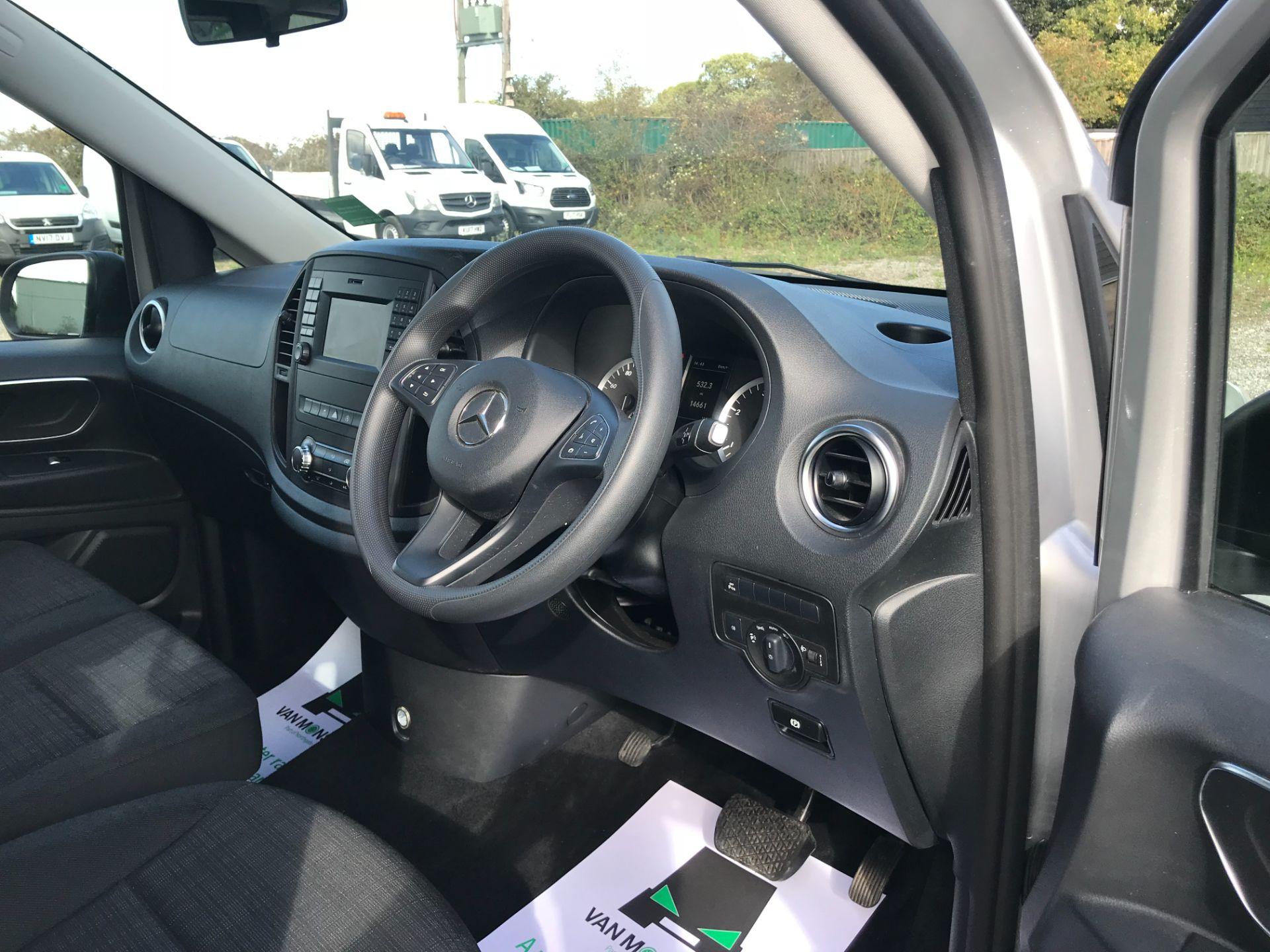 2019 Mercedes-Benz Vito 119 Cdi Select 8-Seater 7G-Tronic (KX19RZK) Image 19