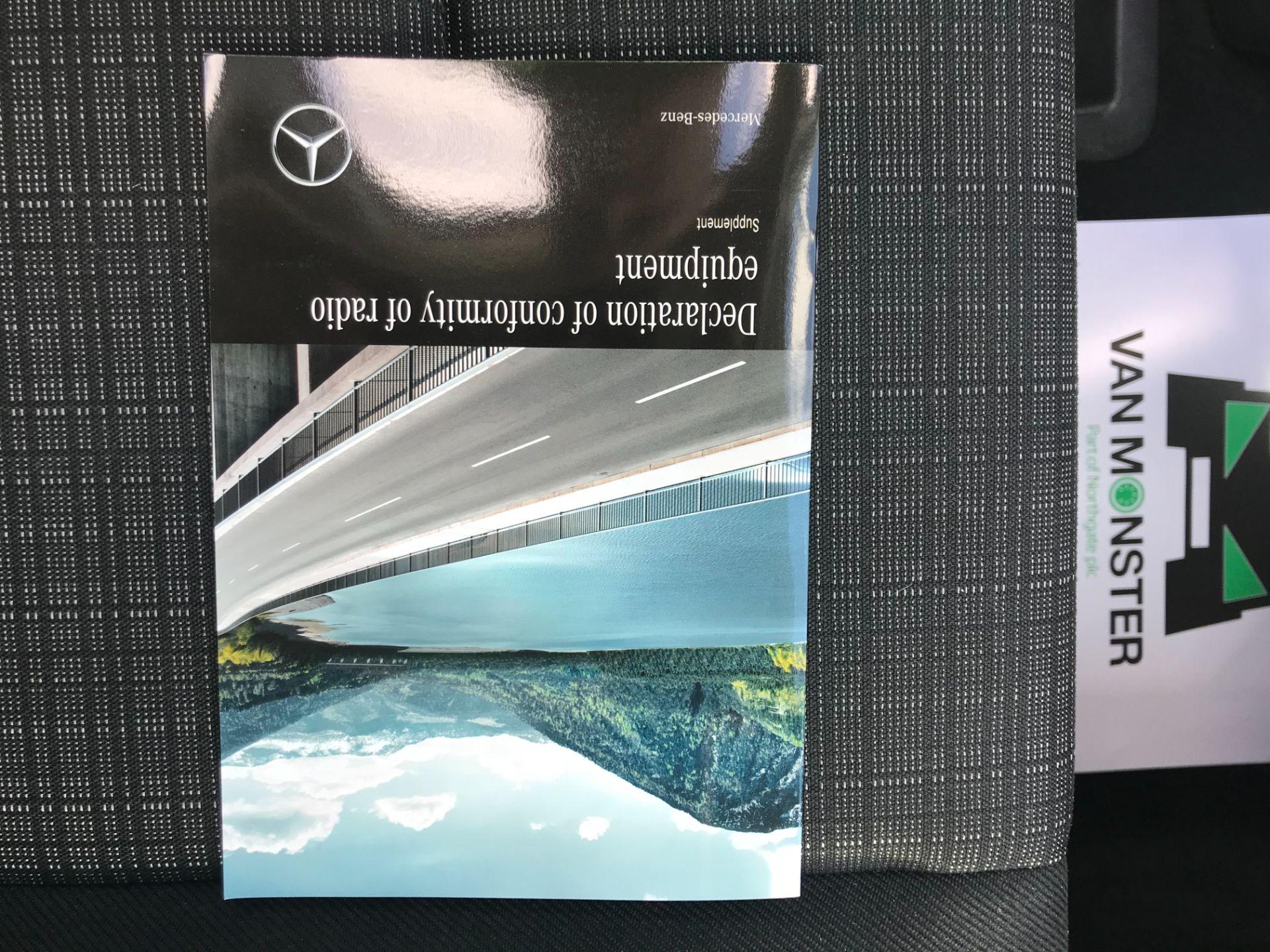 2019 Mercedes-Benz Vito 119 Cdi Select 8-Seater 7G-Tronic (KX19RZK) Image 43