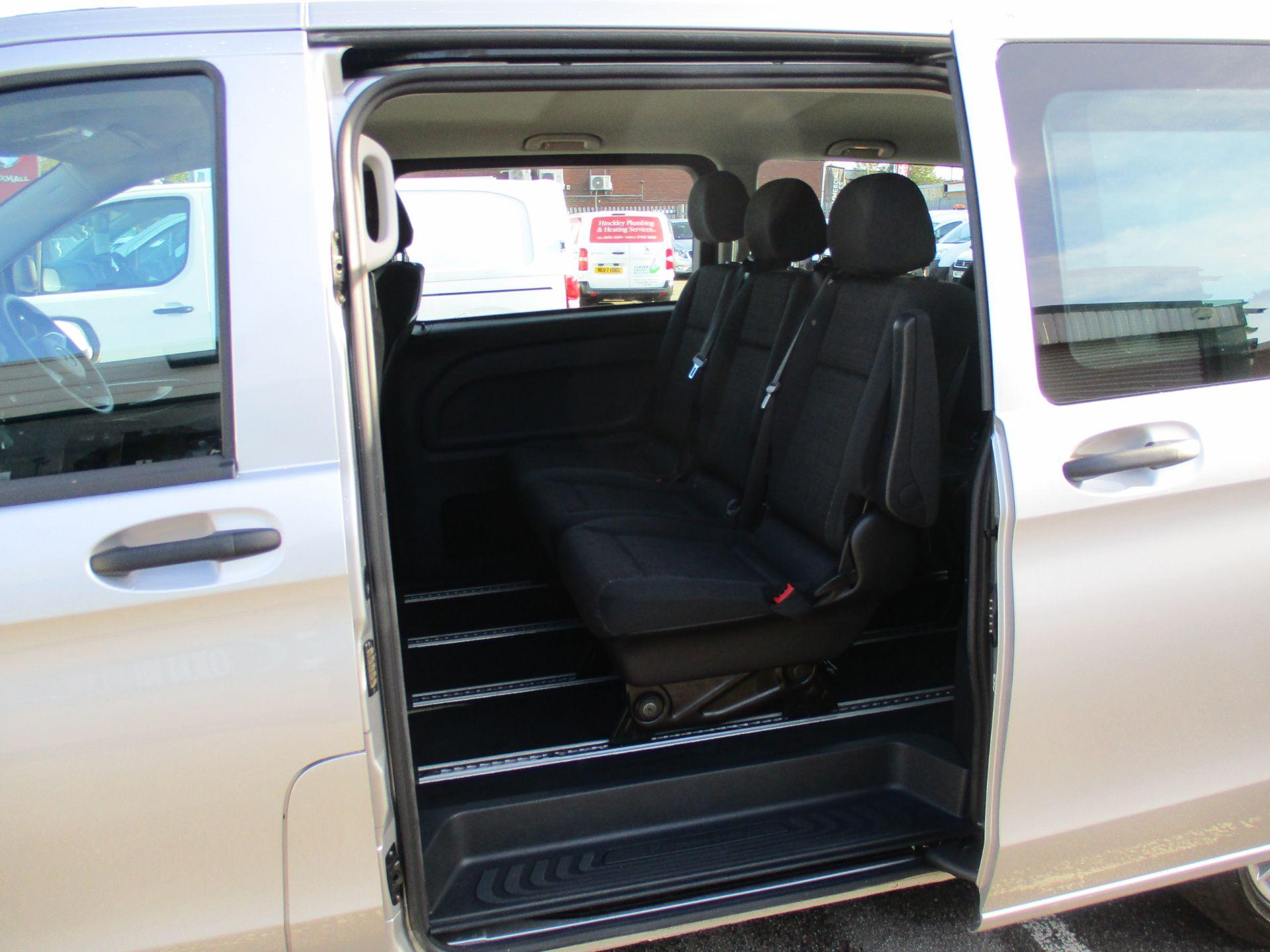 2019 Mercedes-Benz Vito 119 Bluetec Tourer Select 7-Gtronic 9 Seats Euro 6 (KX19RZS) Image 13