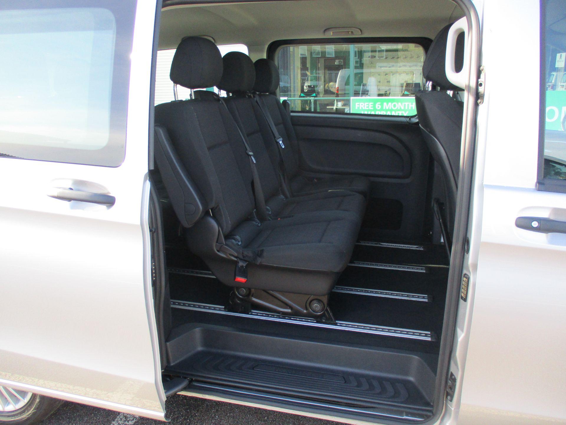 2019 Mercedes-Benz Vito 119 Cdi Select 8-Seater 7G-Tronic (KX19RZS) Image 10