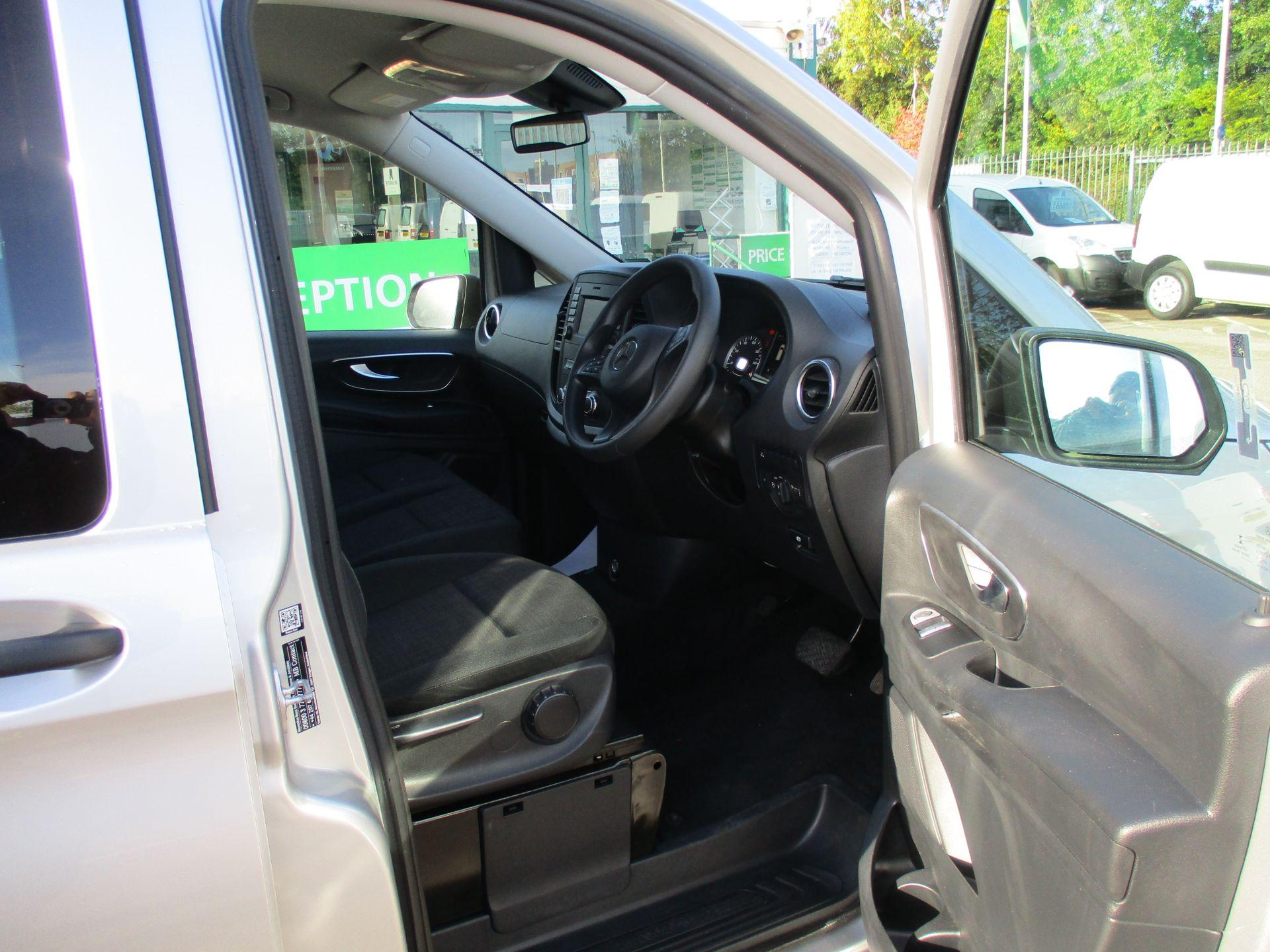 2019 Mercedes-Benz Vito 119 Cdi Select 8-Seater 7G-Tronic (KX19RZS) Image 9