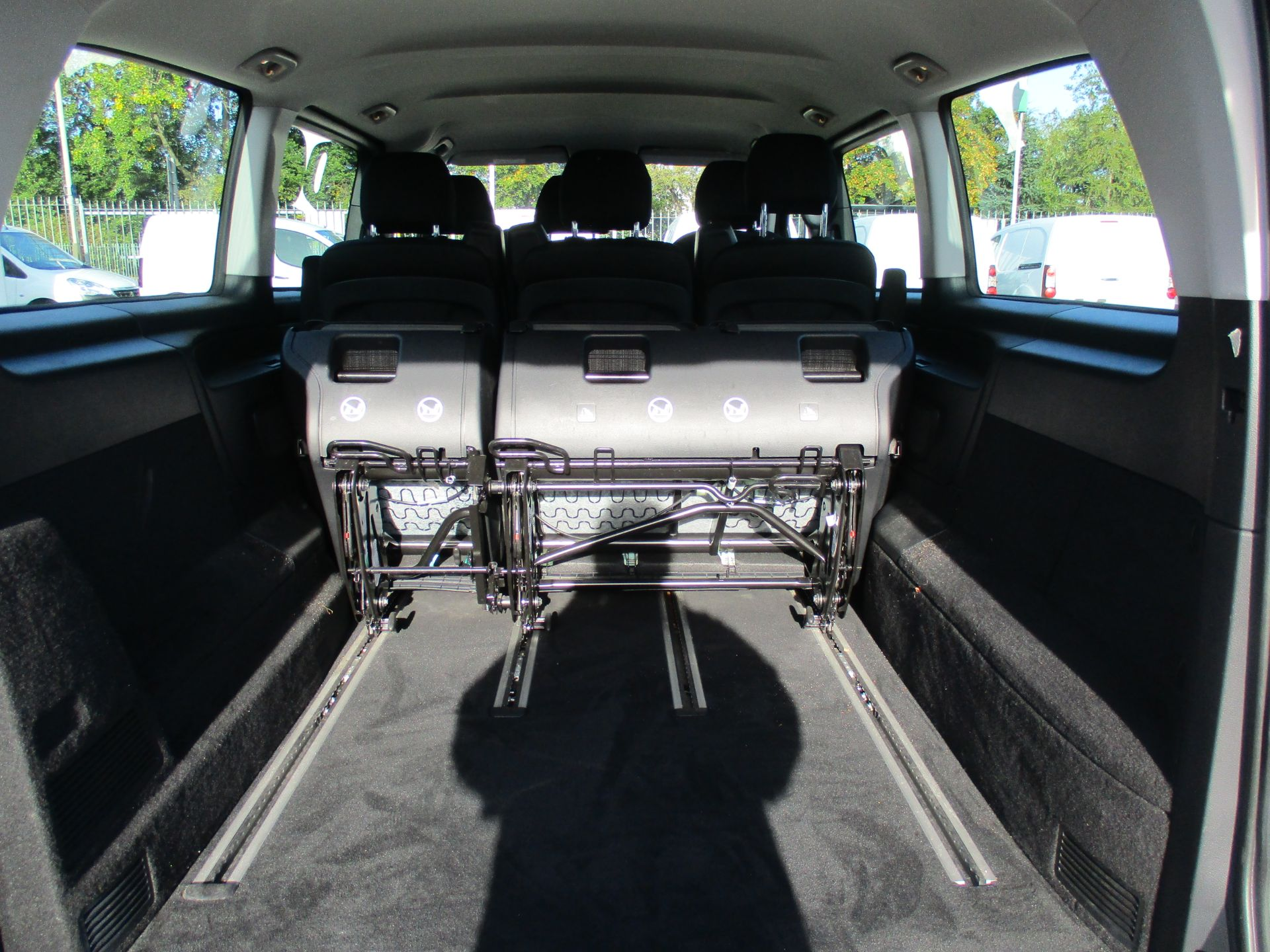 2019 Mercedes-Benz Vito 119 Cdi Select 8-Seater 7G-Tronic (KX19RZS) Image 16
