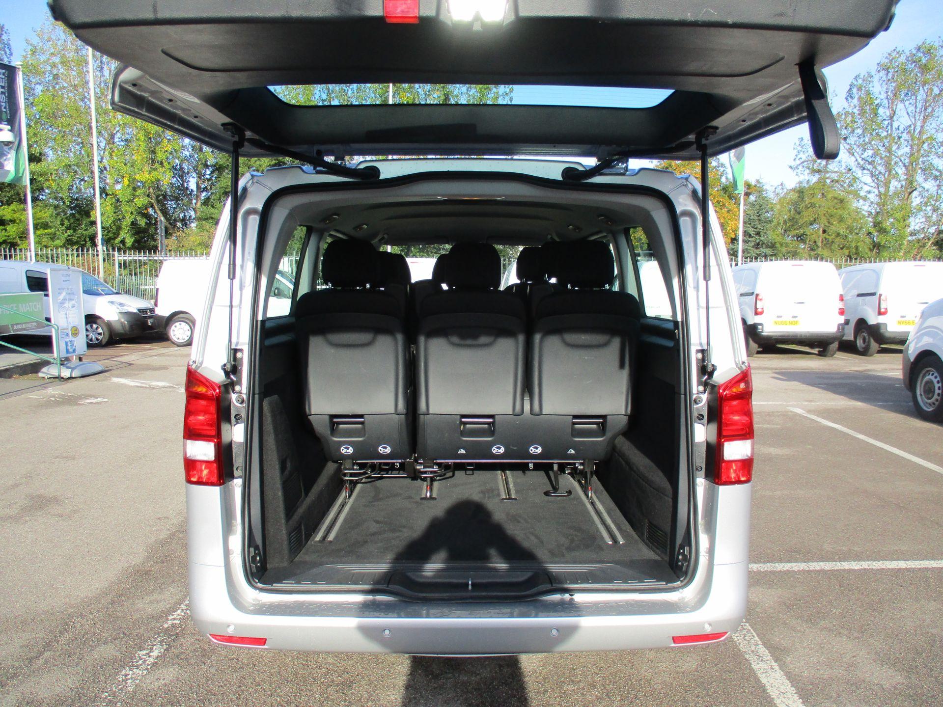 2019 Mercedes-Benz Vito 119 Cdi Select 8-Seater 7G-Tronic (KX19RZS) Image 15