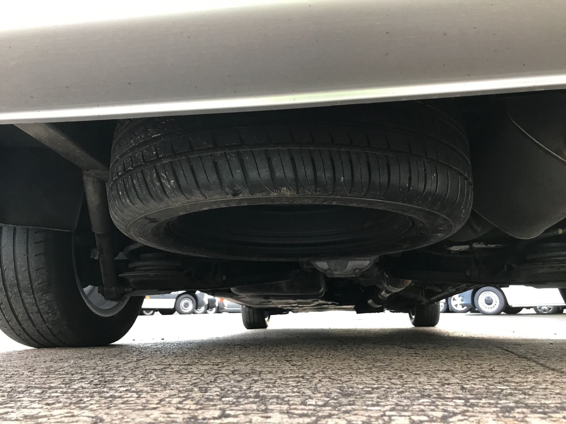2019 Mercedes-Benz Vito 119CDI XLWB BLUETEC TOURER SELECT EURO 6 AUTOMATIC (KX19SBU) Image 18