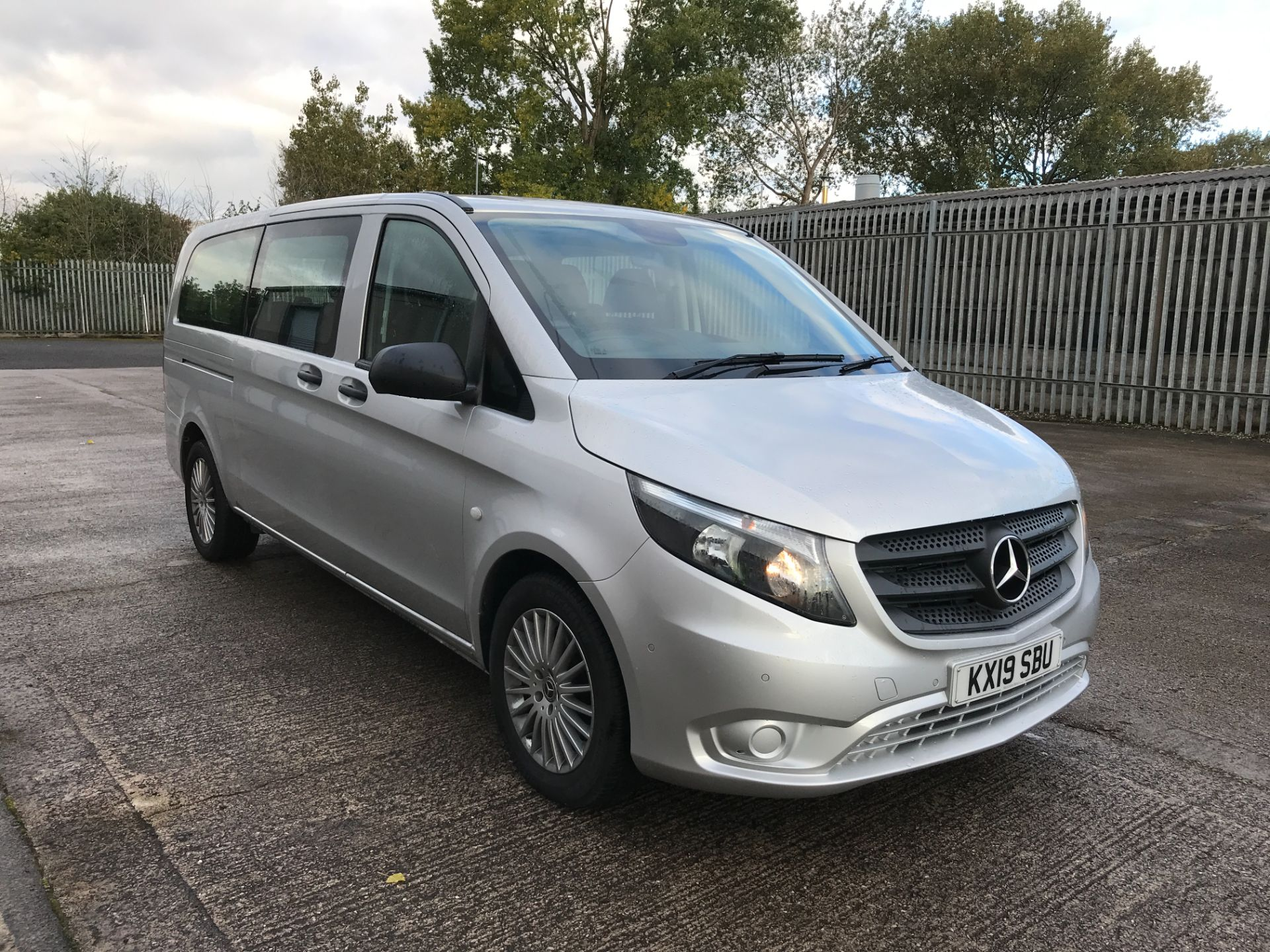 2019 Mercedes-Benz Vito 119CDI XLWB BLUETEC TOURER SELECT EURO 6 AUTOMATIC (KX19SBU)