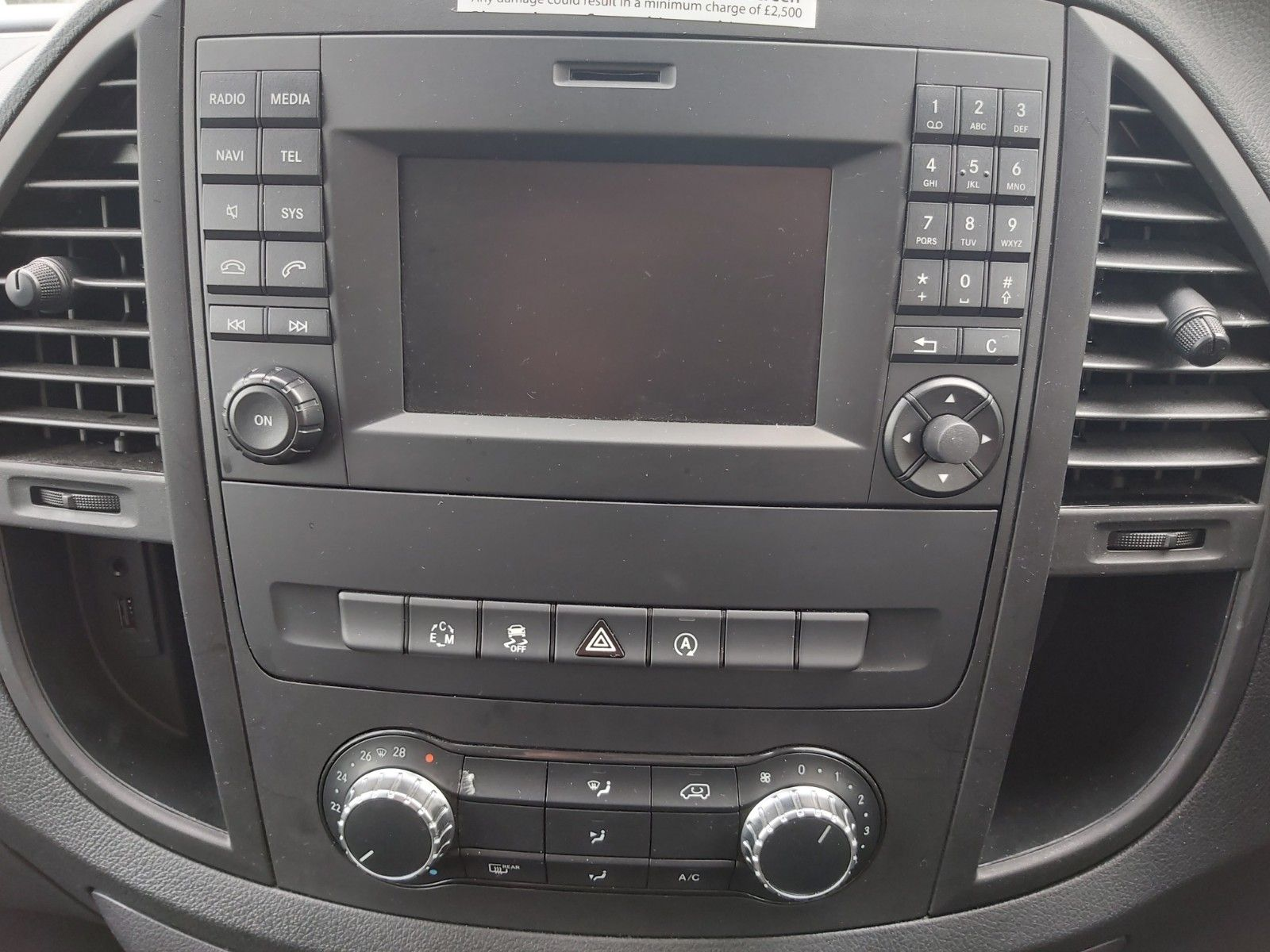 2019 Mercedes-Benz Vito 119 Cdi Select 8-Seater 7G-Tronic (KX19SDZ) Image 18