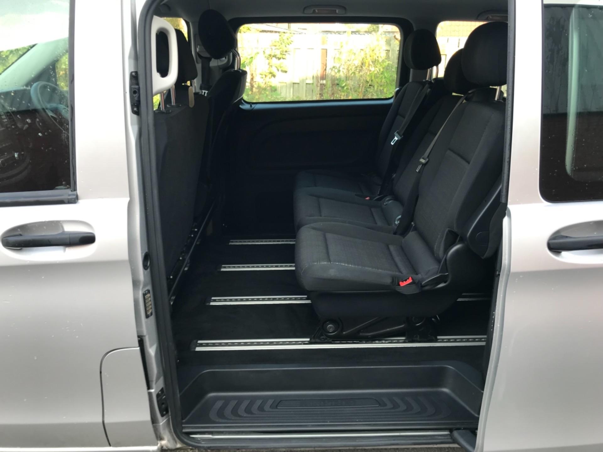 2019 Mercedes-Benz Vito 119 Cdi Select 8-Seater 7G-Tronic (KX19SEO) Image 24