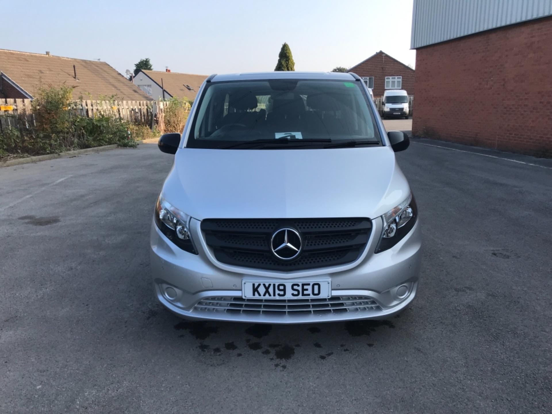 2019 Mercedes-Benz Vito 119 Cdi Select 8-Seater 7G-Tronic (KX19SEO) Image 2