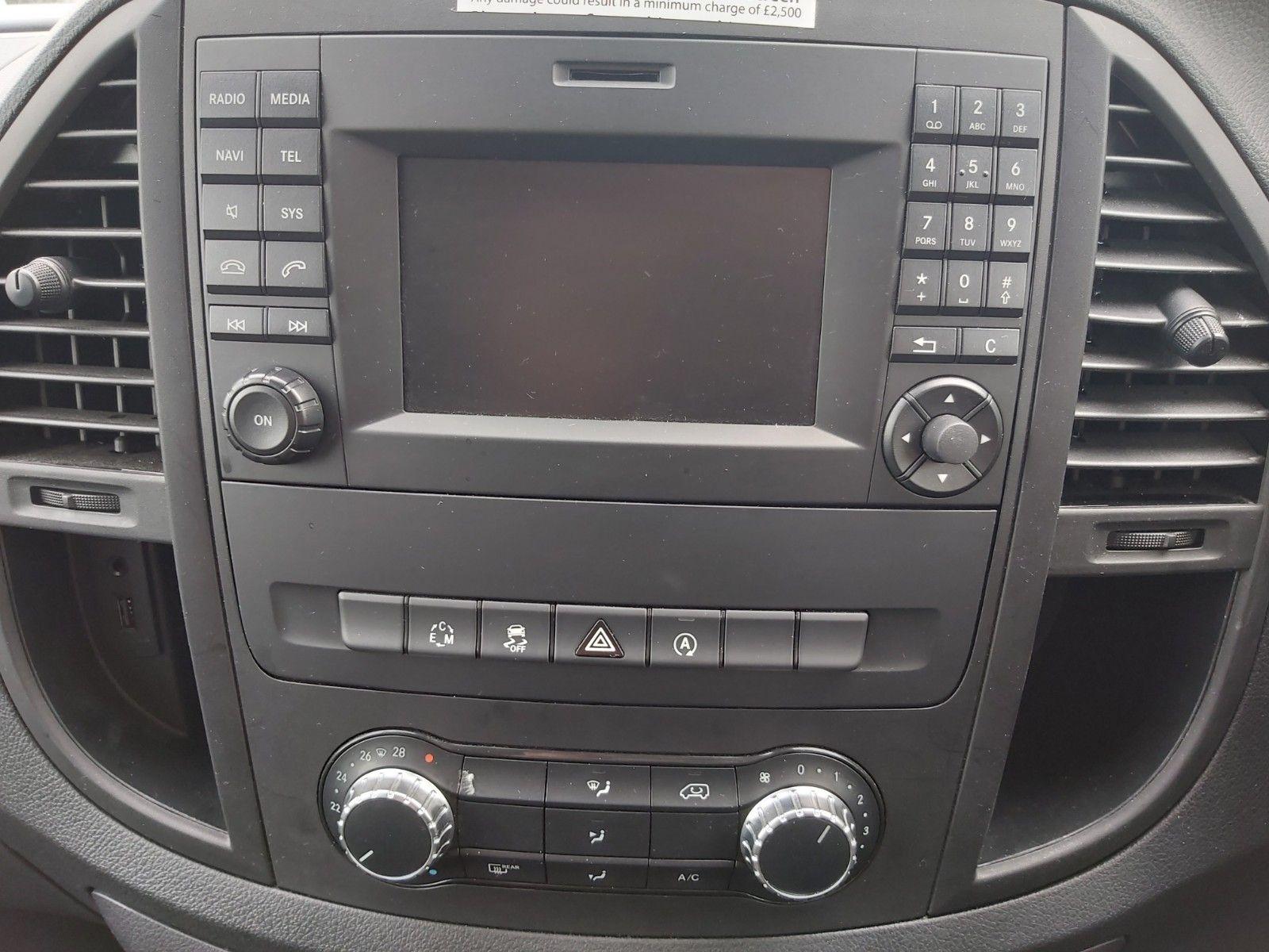 2019 Mercedes-Benz Vito 119 Cdi Select 8-Seater 7G-Tronic (KX19TVP) Image 19