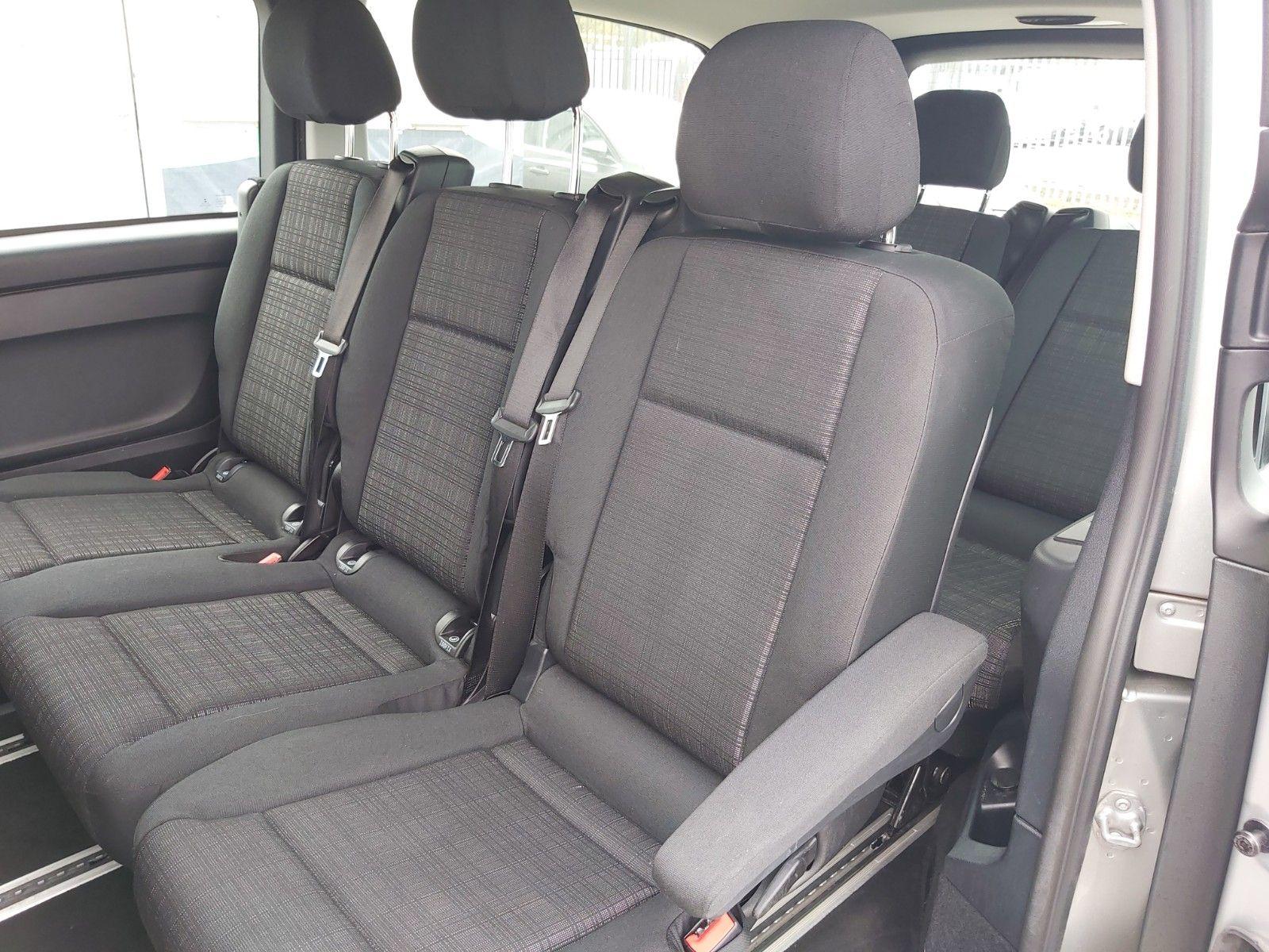 2019 Mercedes-Benz Vito 119 Cdi Select 8-Seater 7G-Tronic (KX19TVP) Image 11