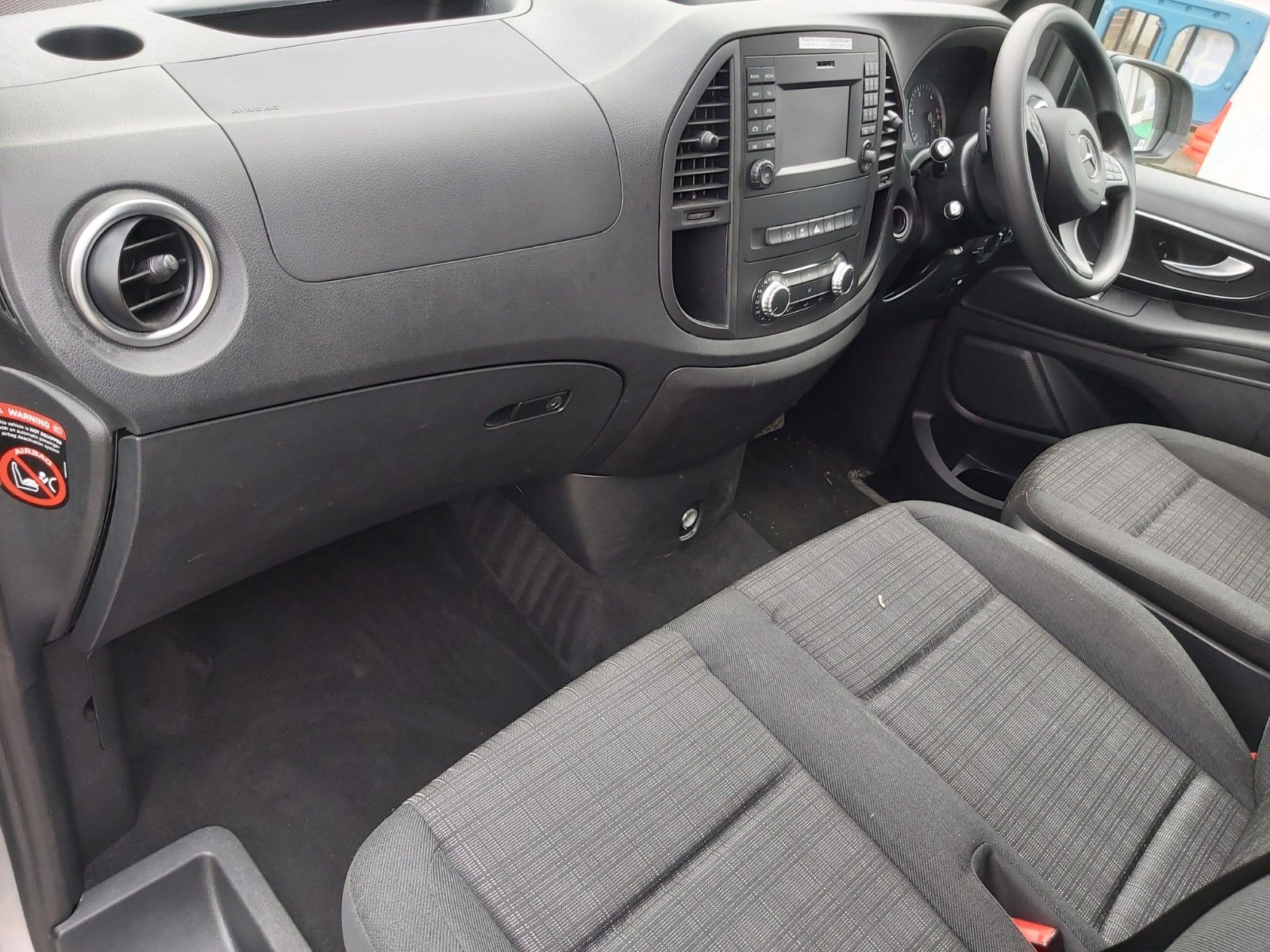 2019 Mercedes-Benz Vito 119 Cdi Select 8-Seater 7G-Tronic (KX19TVP) Image 15