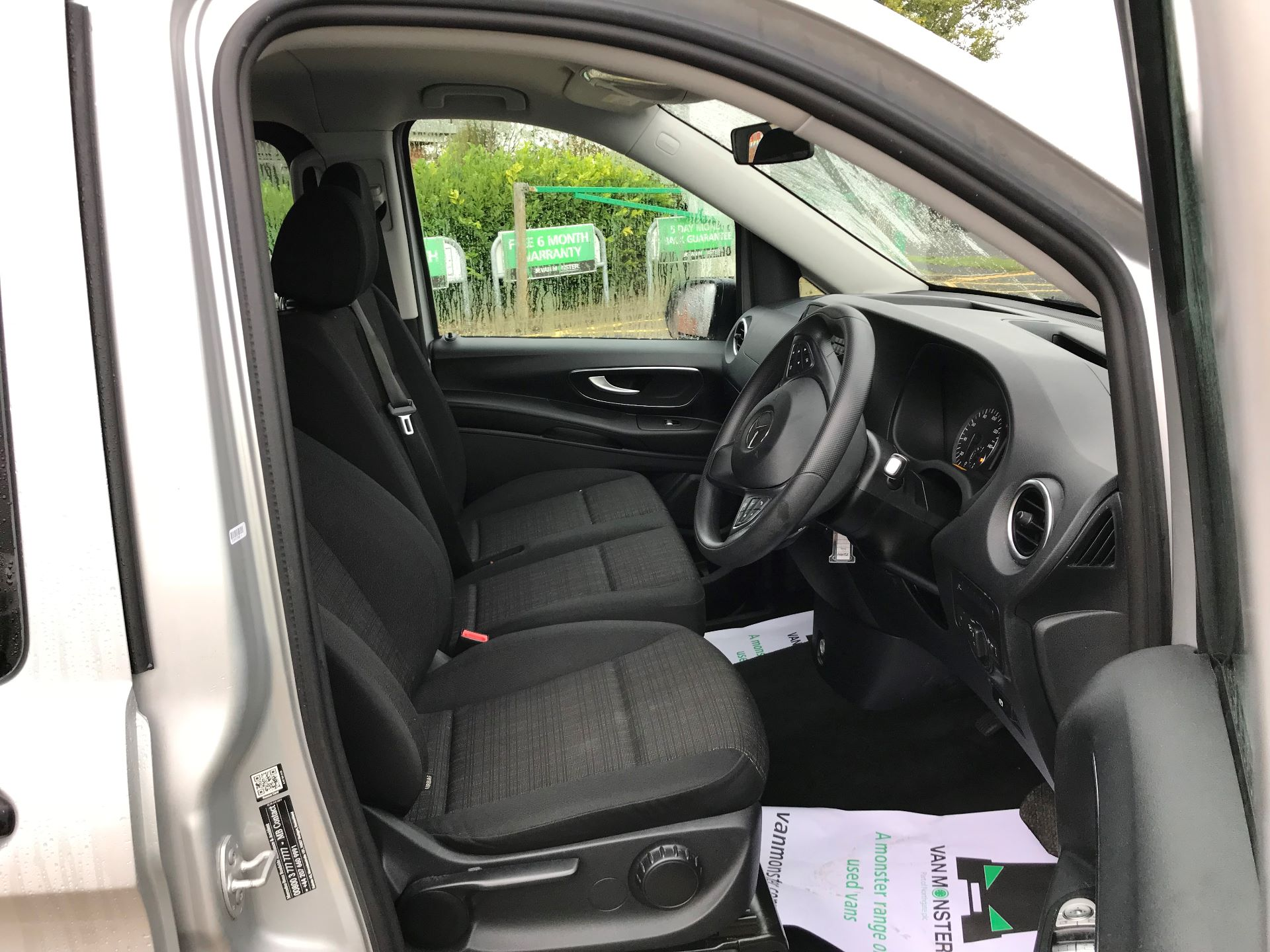 2019 Mercedes-Benz Vito 119 Cdi Select 8-Seater 7G-Tronic (KX19TVT) Image 12
