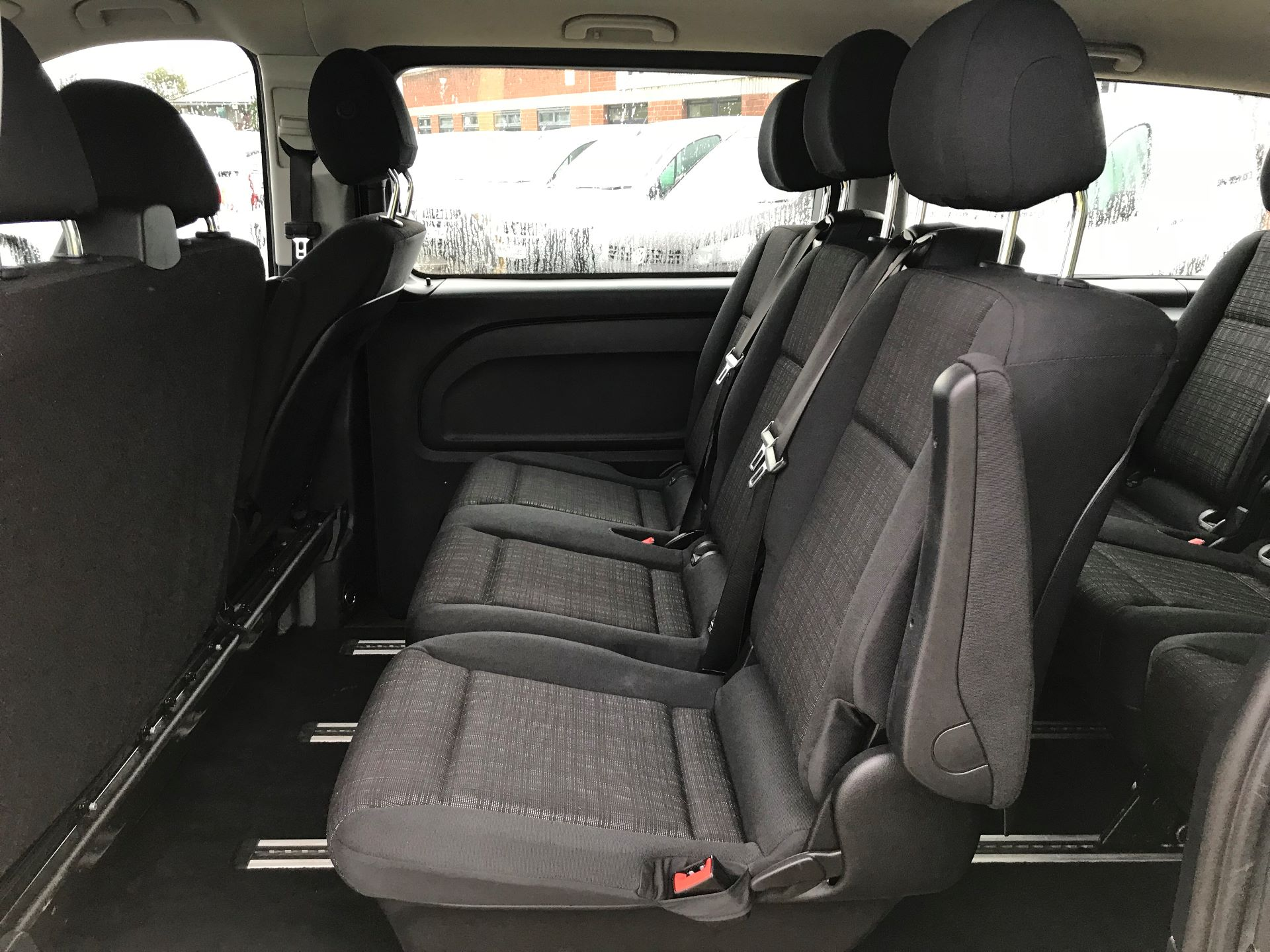 2019 Mercedes-Benz Vito 119 Cdi Select 8-Seater 7G-Tronic (KX19TVT) Image 19