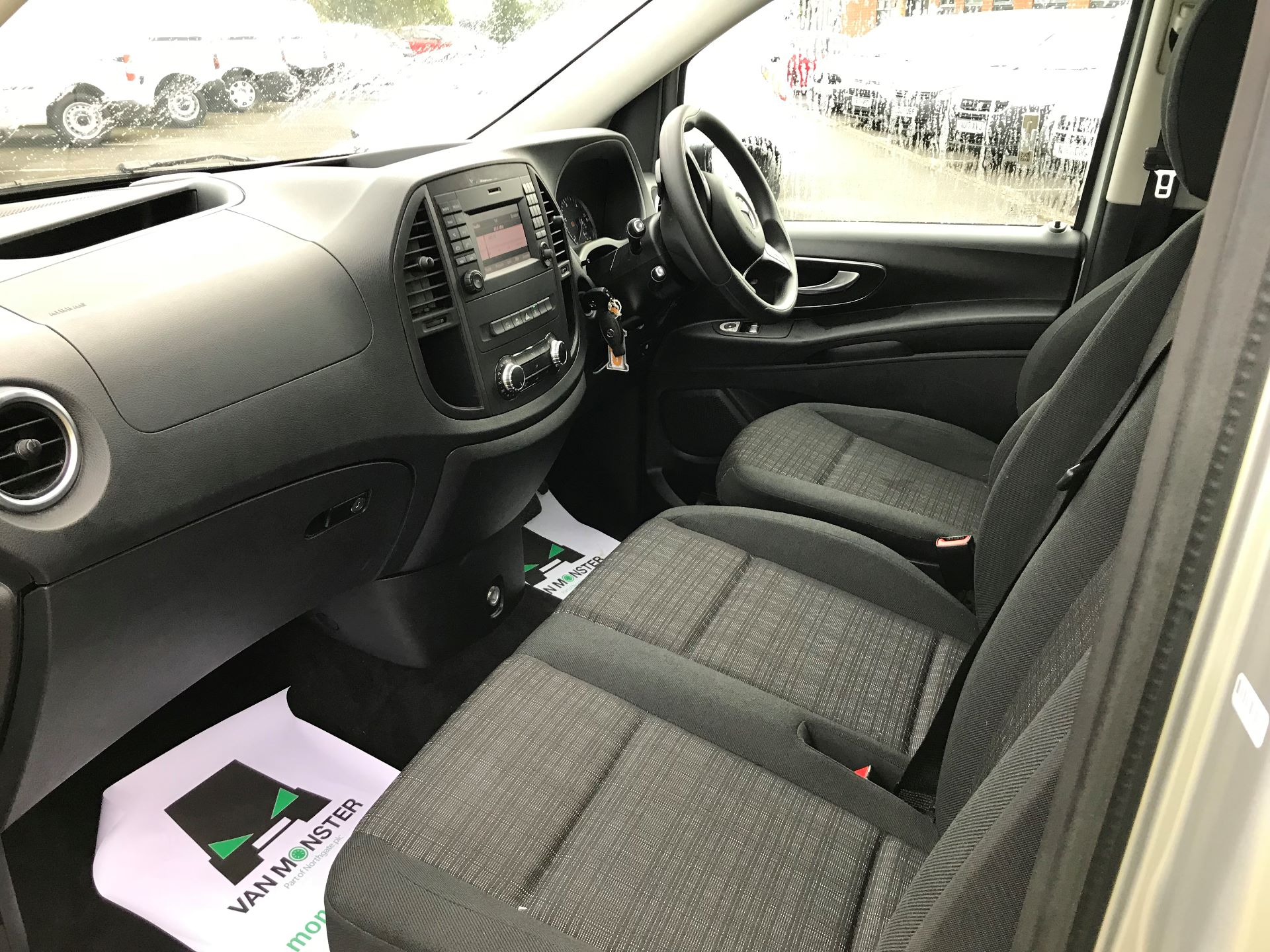 2019 Mercedes-Benz Vito 119 Cdi Select 8-Seater 7G-Tronic (KX19TVT) Image 16