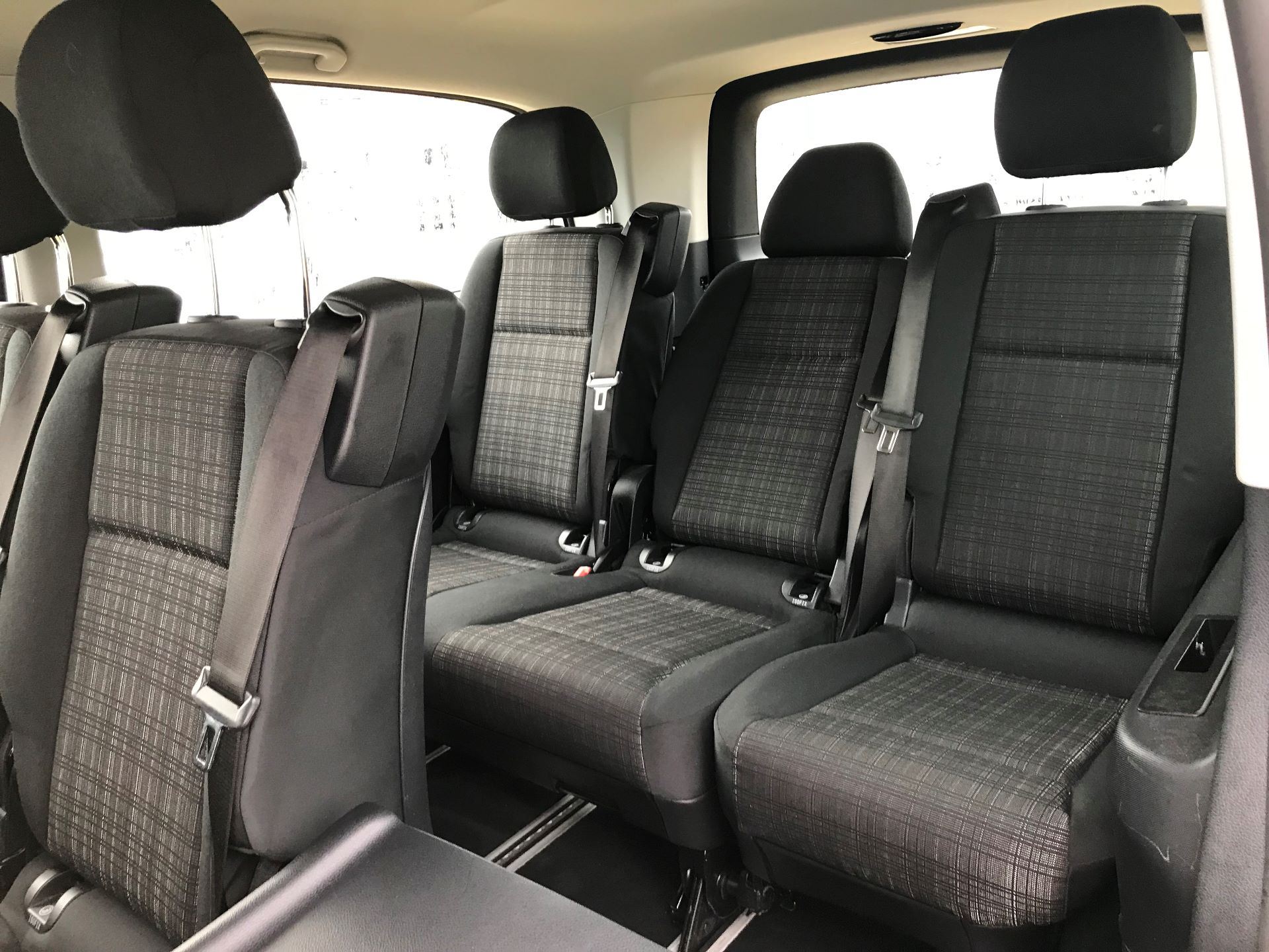2019 Mercedes-Benz Vito 119 Cdi Select 8-Seater 7G-Tronic (KX19TVT) Image 20