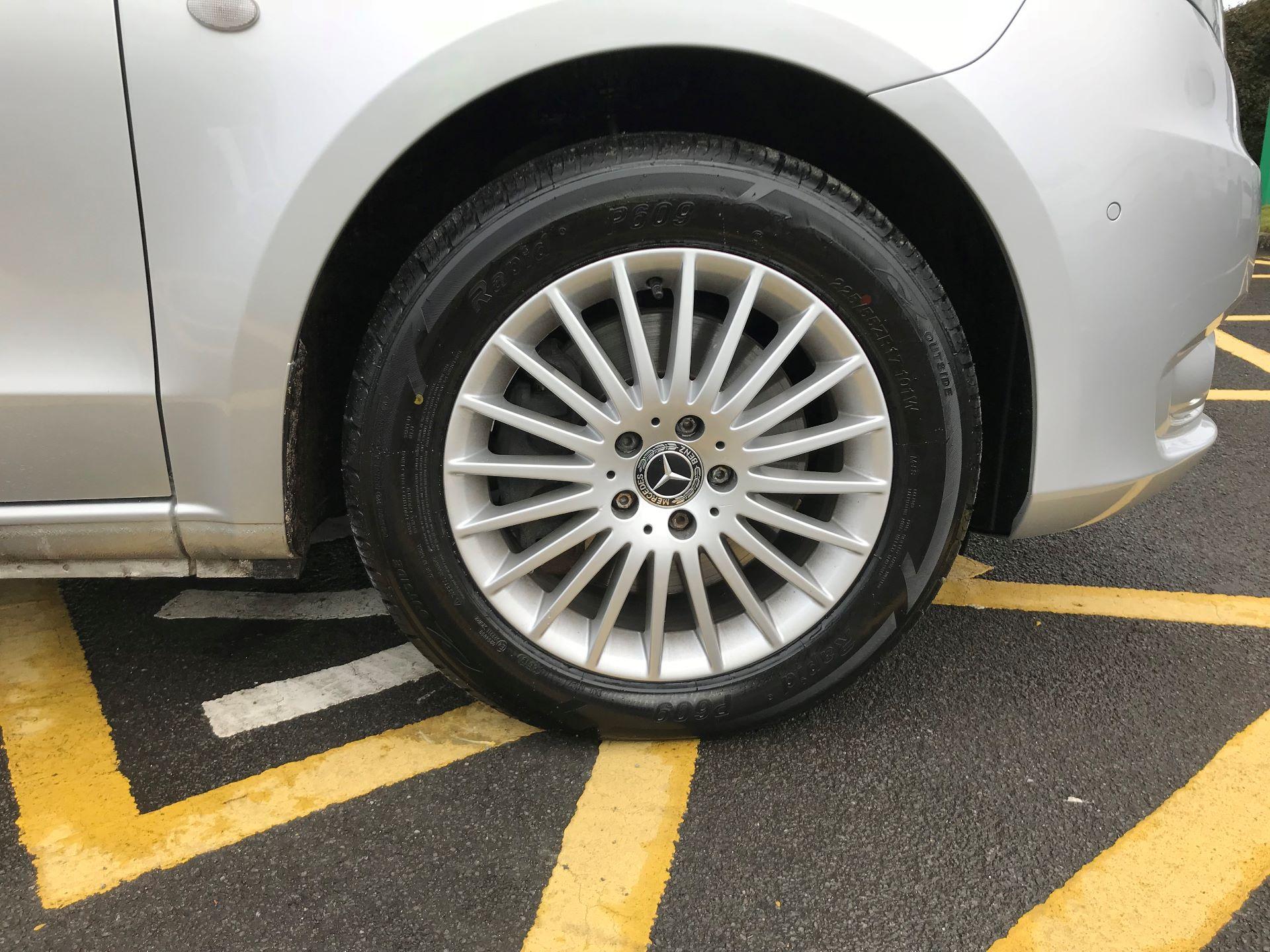 2019 Mercedes-Benz Vito 119 Cdi Select 8-Seater 7G-Tronic (KX19UNV) Image 9