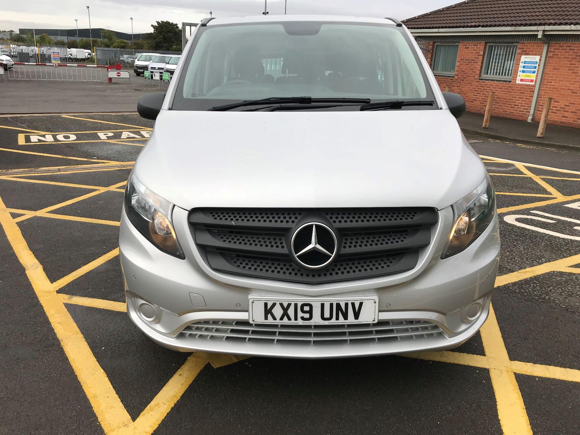2019 Mercedes-Benz Vito 119 Cdi Select 8-Seater 7G-Tronic (KX19UNV) Image 2