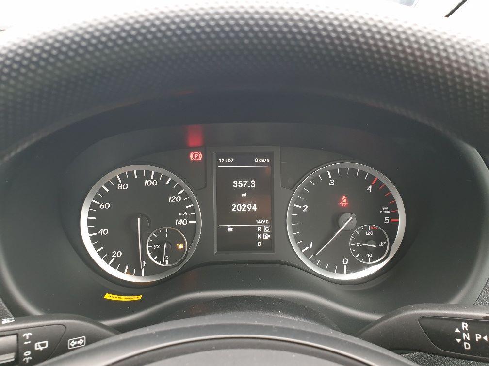 2019 Mercedes-Benz Vito 119 CDI BLUETEC TOURER SELECT AUTO EURO 6 (KX19UOC) Image 20