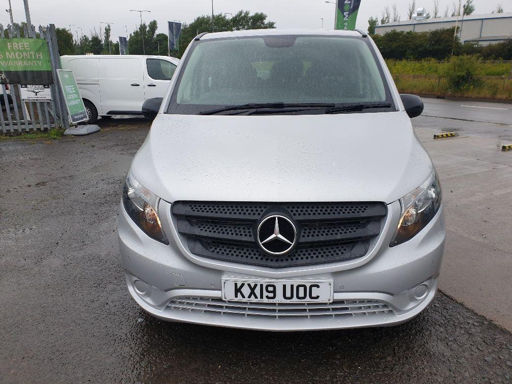 2019 Mercedes-Benz Vito 119 CDI BLUETEC TOURER SELECT AUTO EURO 6 (KX19UOC) Image 2