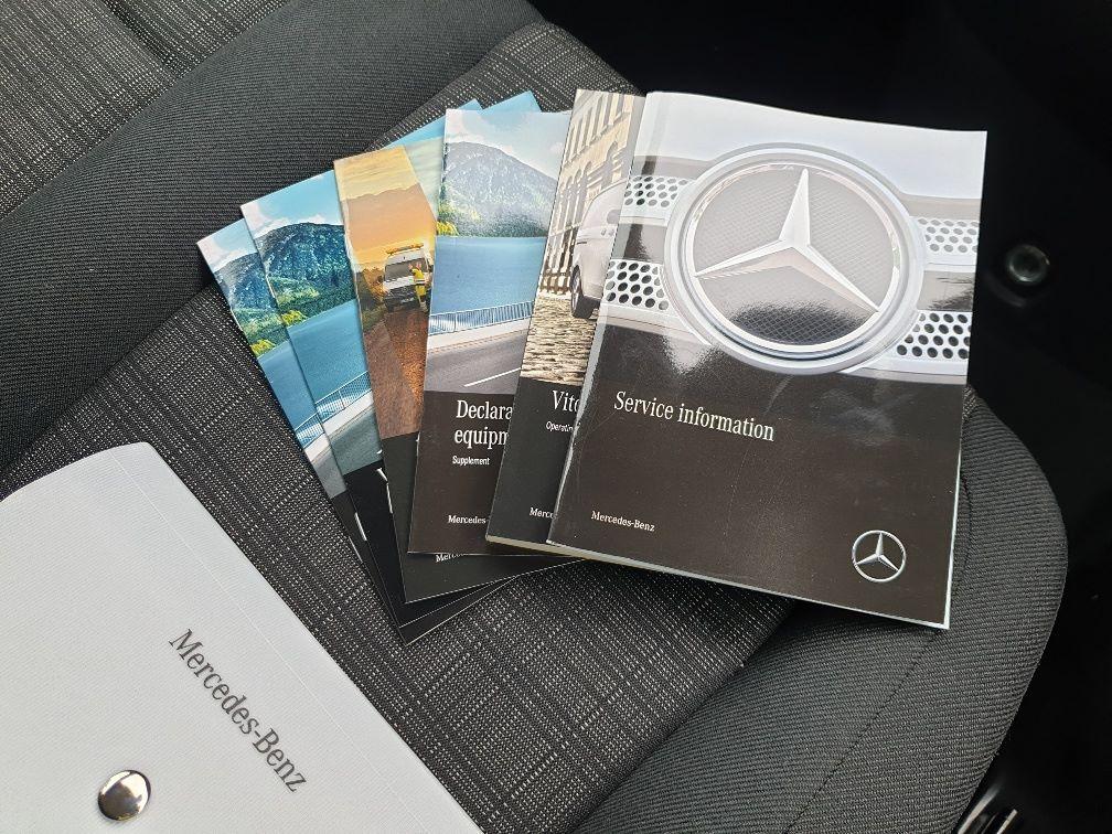 2019 Mercedes-Benz Vito 119 CDI BLUETEC TOURER SELECT AUTO EURO 6 (KX19UOC) Image 26