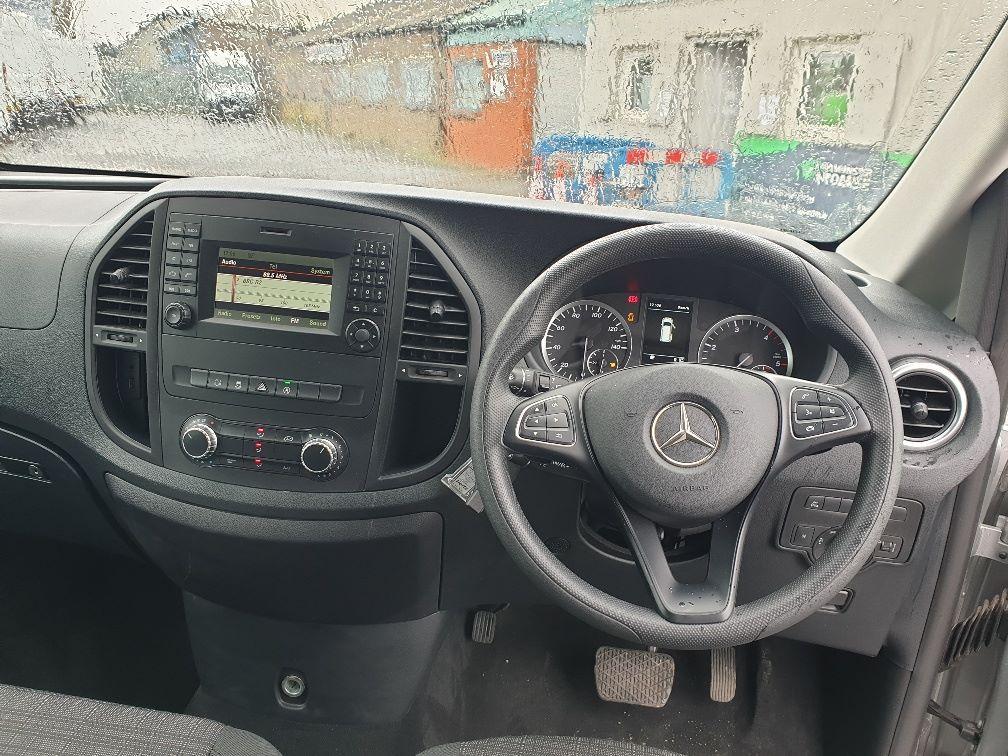 2019 Mercedes-Benz Vito 119 CDI BLUETEC TOURER SELECT AUTO EURO 6 (KX19UOC) Image 18