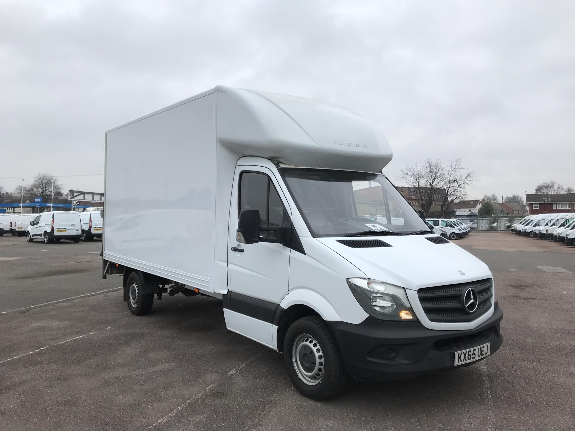 2015 Mercedes-Benz Sprinter  313 LWB LONG LUTON EURO 5 (KX65UEJ)