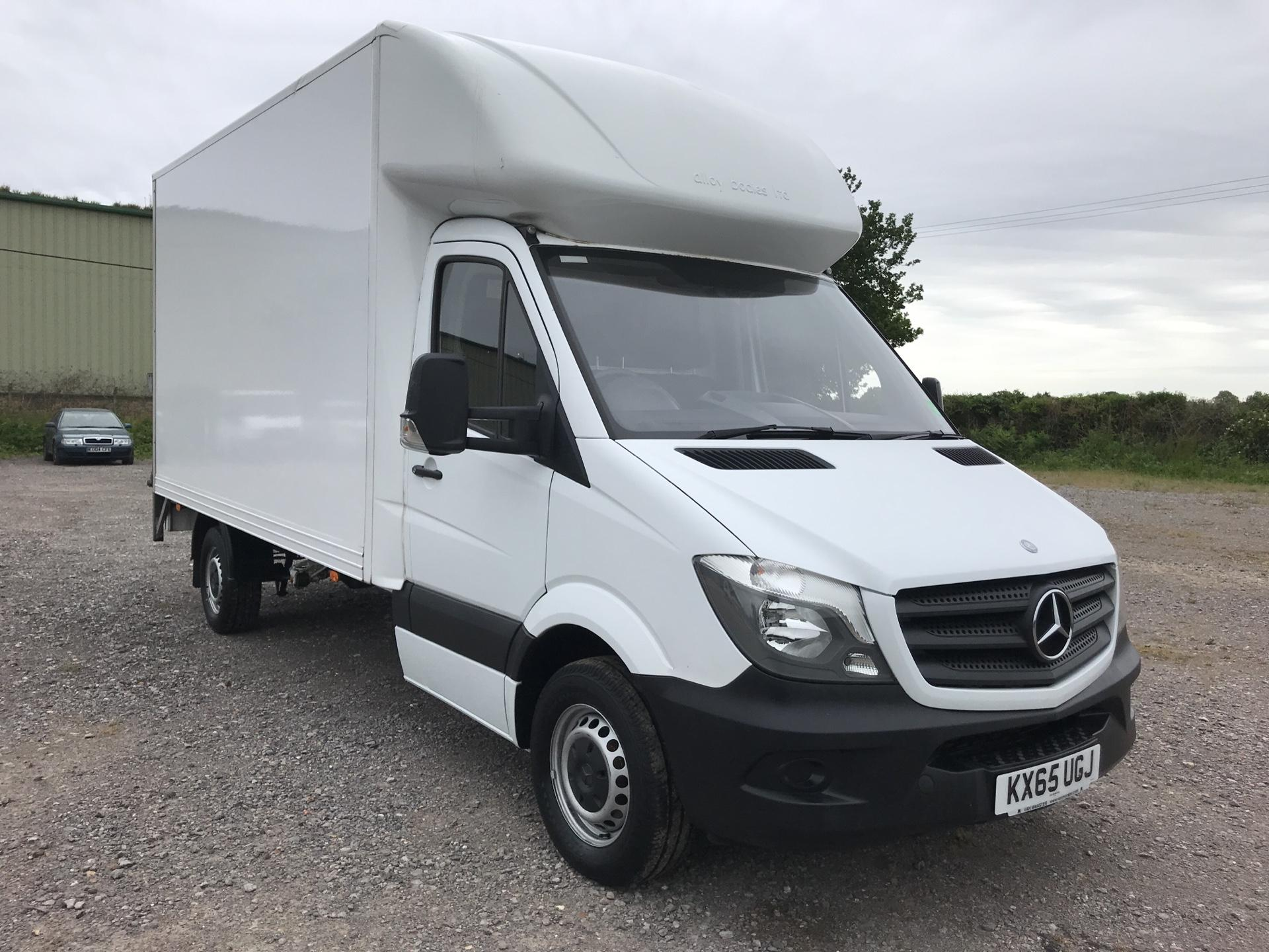 2015 Mercedes-Benz Sprinter 313 LWB LONG LUTON EURO 5 (KX65UGJ)