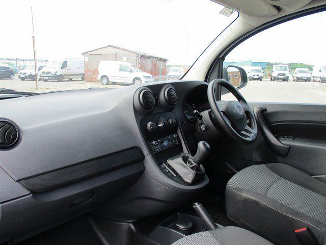 2016 Mercedes-Benz Citan LWB 109 CDI VAN EURO 6 (KX66XWL) Image 12