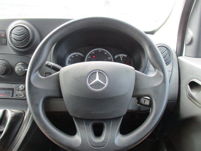 2016 Mercedes-Benz Citan LWB 109 CDI VAN EURO 6 (KX66XWL) Image 16