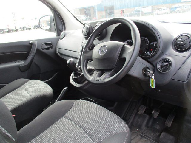2016 Mercedes-Benz Citan LWB 109 CDI VAN EURO 6 (KX66XWL) Image 13