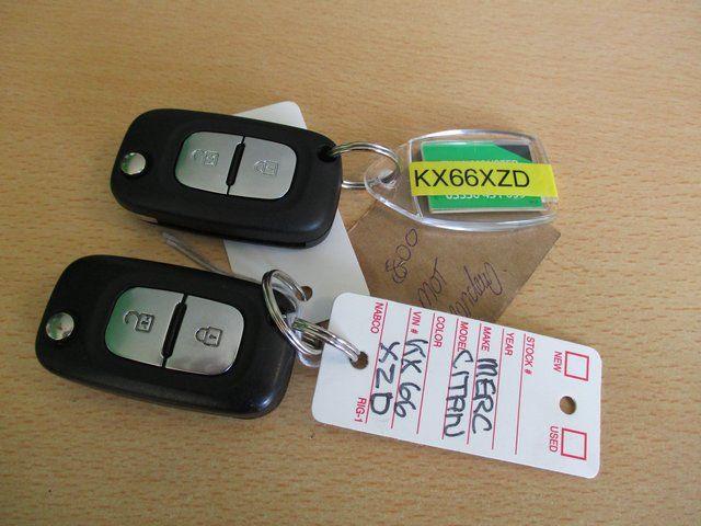 2016 Mercedes-Benz Citan LWB 109 CDI VAN EURO 6 (KX66XZD) Image 22