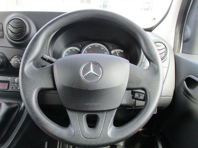 2016 Mercedes-Benz Citan LWB 109 CDI VAN EURO 6 (KX66XZD) Image 16