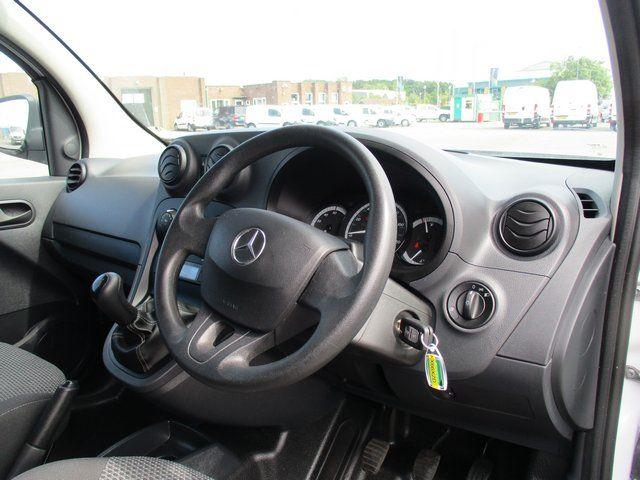 2016 Mercedes-Benz Citan LWB 109 CDI VAN EURO 6 (KX66XZD) Image 12
