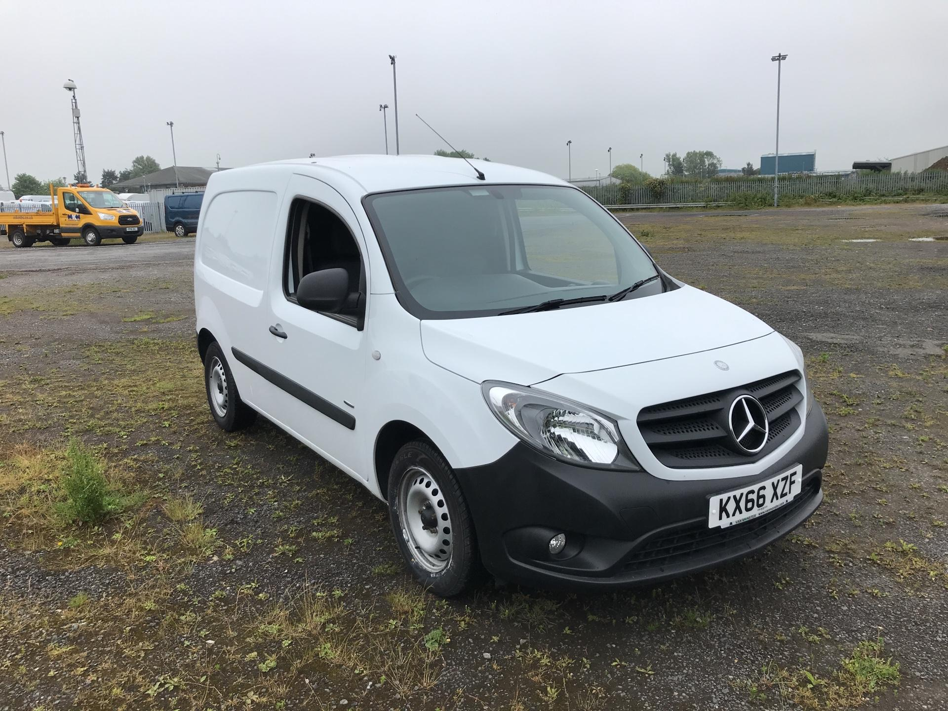 2016 Mercedes-Benz Citan 109 Cdi Blueefficiency (KX66XZF)