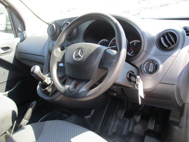 2016 Mercedes-Benz Citan LWB 109 CDI VAN EURO 6 (KX66XZG) Image 13