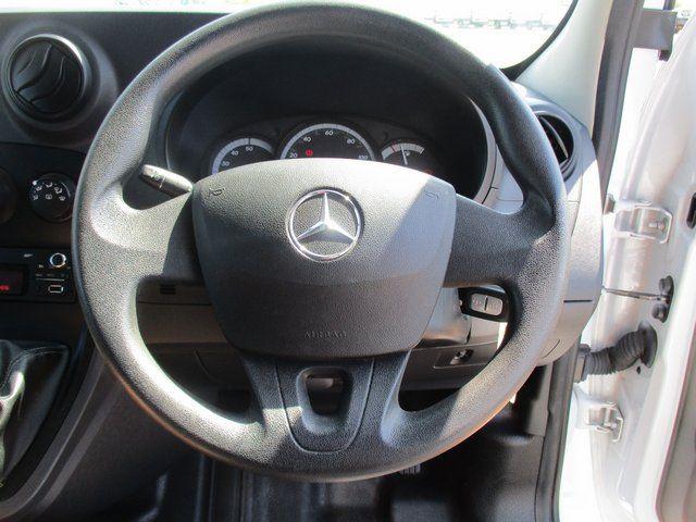 2016 Mercedes-Benz Citan LWB 109 CDI VAN EURO 6 (KX66XZG) Image 16