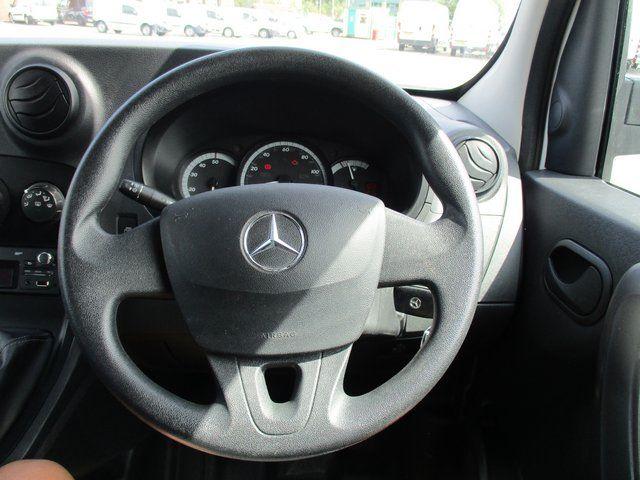 2016 Mercedes-Benz Citan LWB 109 CDI VAN EURO 6 (KX66XZH) Image 16