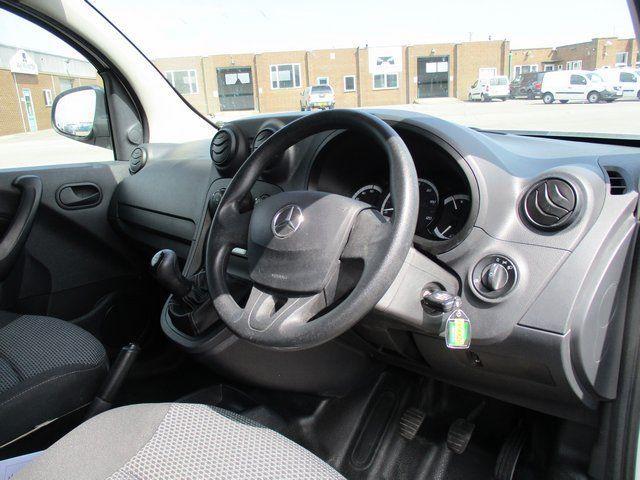 2016 Mercedes-Benz Citan LWB 109 CDI VAN EURO 6 (KX66XZH) Image 13