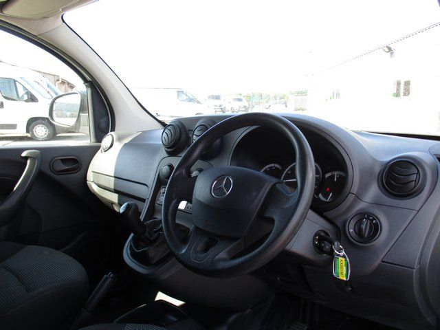 2016 Mercedes-Benz Citan LWB 109 CDI VAN EURO 6 (KX66YMT) Image 12
