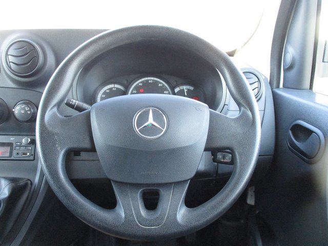 2016 Mercedes-Benz Citan LWB 109 CDI VAN EURO 6 (KX66YMT) Image 16