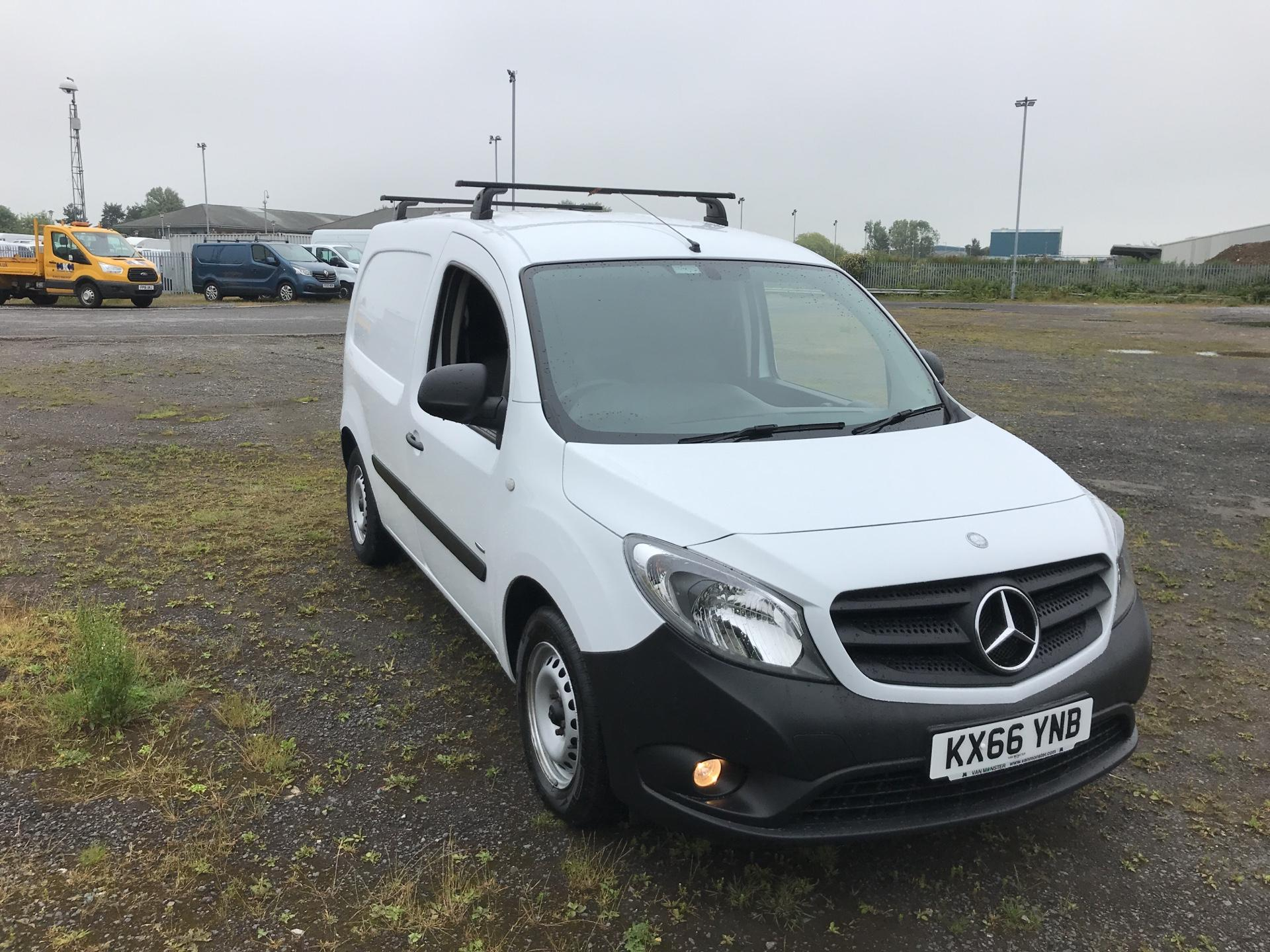 2016 Mercedes-Benz Citan 109 Cdi Blueefficiency (KX66YNB)