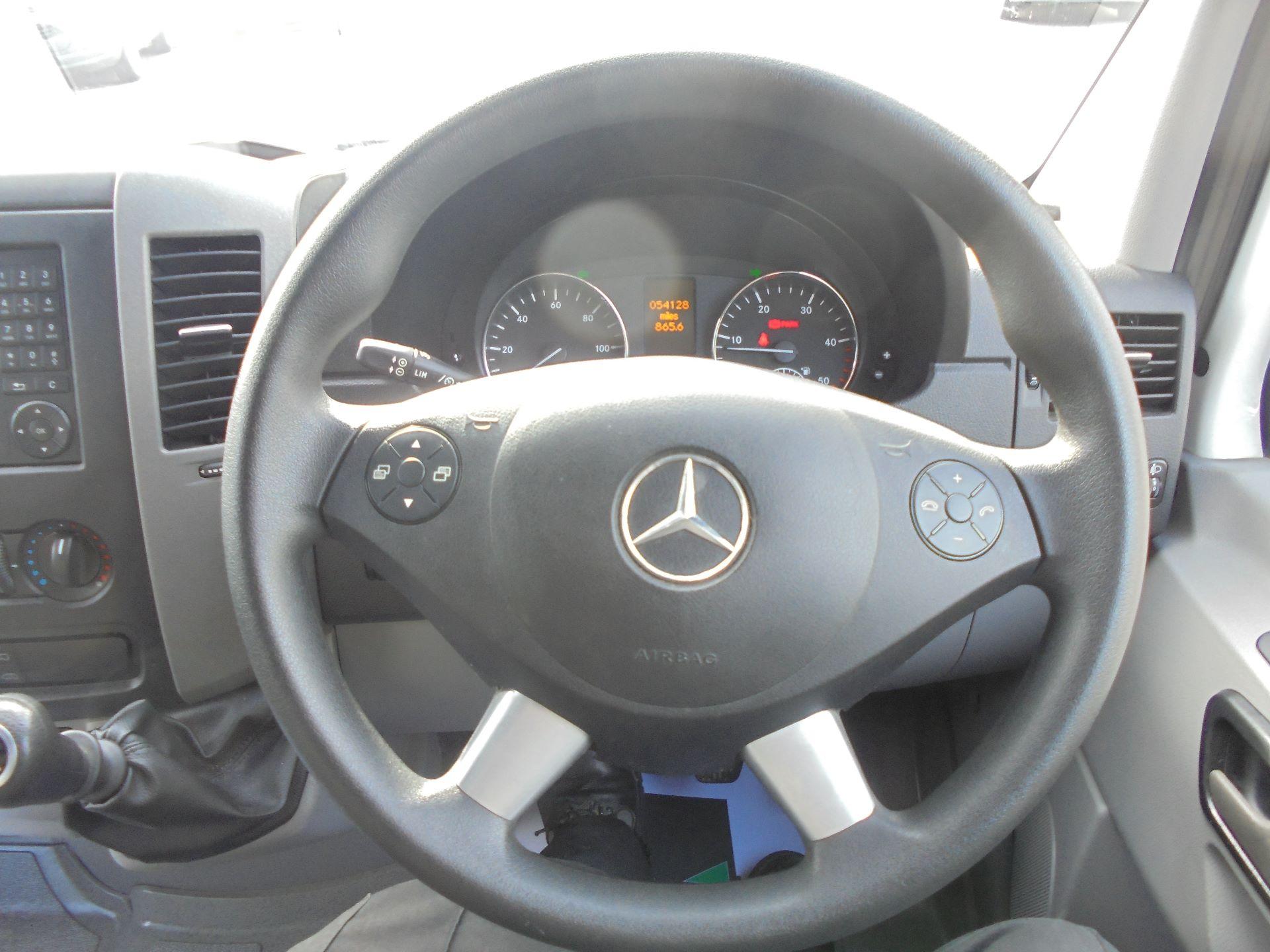 2017 Mercedes-Benz Sprinter  314 LWB H/R VAN EURO 6 (KX67ZHC) Image 11
