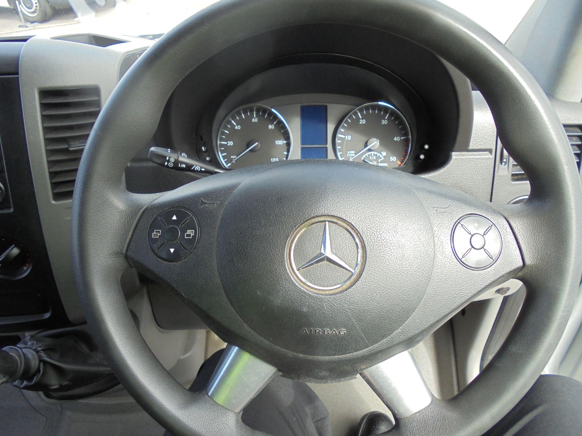 2017 Mercedes-Benz Sprinter 314 CDI 3.5T High Roof Van  (KX67ZKB) Image 11