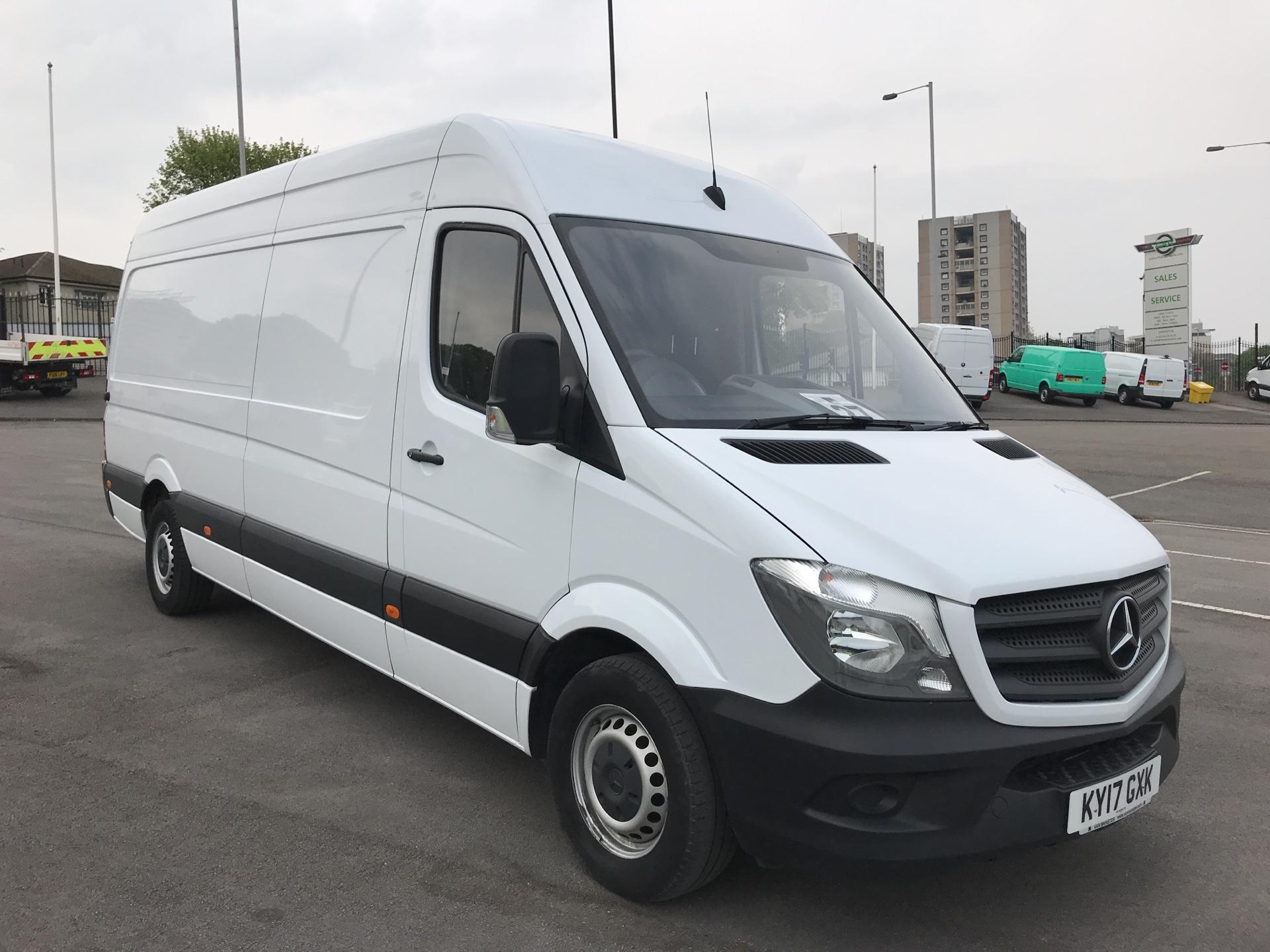 2017 Mercedes-Benz Sprinter 3.5T High Roof Van (KY17GXK)