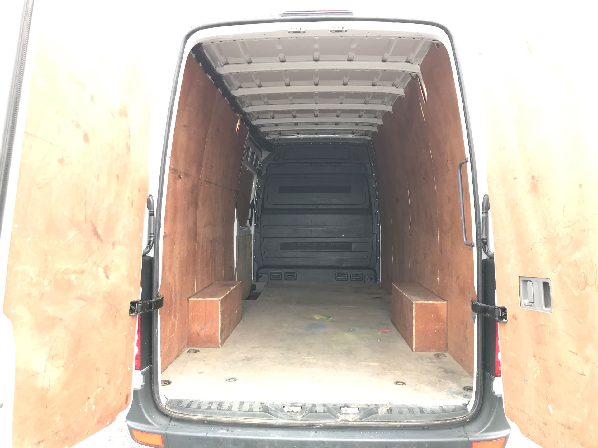 2017 Mercedes-Benz Sprinter 3.5T High Roof Van *VALUE RANGE VEHICLE CONDITION REFLECTED IN PRICE* (KY17GXT) Image 16